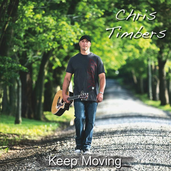 Chris Timbers Keep Moving Album Cover